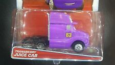 DISNEY PIXAR CARS TRANSBERRY JUICE CAB PISTON CUP PIT CREW DELUXE 2017 SAVE 5%