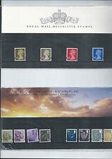 Royal Mail Presentation Packs 2005 2006 2007 2008 2009 (370 - 433) Multi Listing