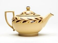 ART DECO WEDGWOOD MILLY TAPLIN SEED PAINTED TEAPOT