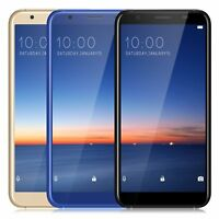 5.5inch Doogee X55 Unlocked 3G Smartphone Side Fingerprint Android 7.1 1GB+16GB