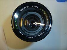 TAMRON 85--210 mm  f:4.5 Macro Lens / NIKON Mount