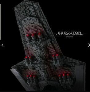 Lego star wars super star destroyer custom moc