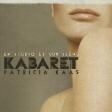Kabaret-Live von Patricia Kaas (2009), Neu OVP, 2 CD Set