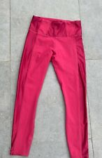 Fabletics XS red leggings