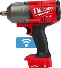 "Milwaukee 2863-20 M18 FUEL™ w/ ONE-KEY™ High Torque Impact Wrench 1/2"" Friction"