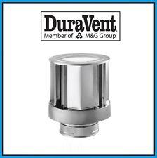 "DURAVENT DirectVent Pro 4"" x 6-5/8"" High Wind Vertical Termination Cap 46DVA-VCH"