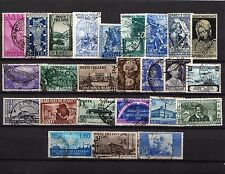 Lot bessere Italien  o  aus 1947 - 1954  - KW  93,-- €  ( 31759 )