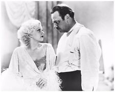 JEAN HARLOW & WALLACE BEERY still DINNER AT EIGHT -- (y296)