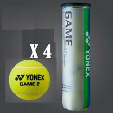 Tennis Balls Game ITF Approved YONEX Can set of 4