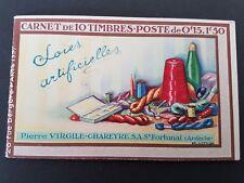 CARNET FRANCE NEUF 189 C2  type semeuse camée