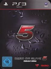 Dead or Alive 5 (Collector's Edition) (ps3)