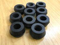 10 x Velocette Woodhead Bottom Bush rubber A316 **Wholesale**
