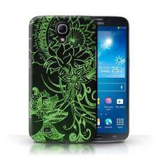 Étuis, housses et coques noirs Samsung Galaxy Mega pour téléphone mobile et assistant personnel (PDA) Samsung
