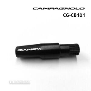 Campagnolo Barrel Adjuster Derailleur Cable In-Line Tension Adjust : CG-CB101