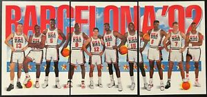 1991-92 Skybox DREAM TEAM USA Set MICHAEL JORDAN 3 Cards #544 #545 #546 QTY 🔥