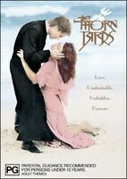 the THORN BIRDS Aussie TV Mini-Series - Richard CHAMBERLAIN (2 DVD SET) Region 4