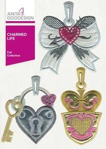 Charmed Life Anita Goodesign Embroidery Machine Designs CD