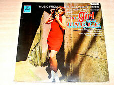EX- !! The Girl From UNCLE/1966 MGM Mono Soundtrack LP/Teddy Randazzo