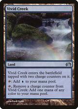 Vivid Creek Planechase 2012 NM Land Uncommon MAGIC THE GATHERING CARD ABUGames