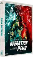 Blu Ray + DVD : Opération Peur - Ed Digibook - NEUF
