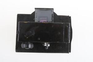 Kleinbild Wechselvorrichtung für Balgenkameras 9x12cm