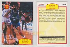 "Joker Basketball 1994-95 ""All Star 93/94"" - Michael Young # 308-Near Mint"