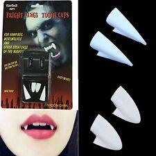 Vampire Fangs Dracula Teeth Halloween Theatrical Custom Costume Accessory Tooth