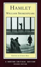 Hamlet (Norton Critical Editions)-ExLibrary