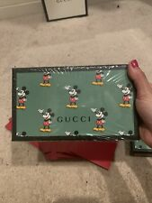 Gucci Mickey Mouse Envelope