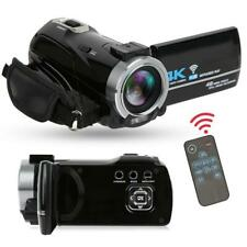 Newest 4K Camcorder HD Infrared Night Vision Digital Video Camera Wifi