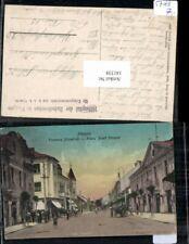 141338,Pöstyen Piestany Pistyan Franz Josef Strasse 1915 Detail