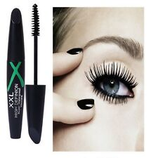 Trendy Mascara Black Waterproof Curling And Thick Eye Eyelashes Makeup Rimmel