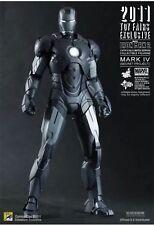 Hot Toys Iron Man Mark IV-Secret Project 1:6 Scale Figure NIB