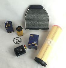 Ölfilter Luftfilter Kraftstofffilter Innenraumfilter C-KLASSE W204 200 CDI 2148