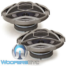 "PAIR OF KICKER KS5.2 MIDS 5.25"" MIDRANGE SPEAKERS FROM COMPONENT CAR AUDIO NEW"