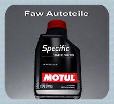 Aceites, líquidos y lubricantes de motor Motul 1 L para VW