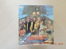 Starv Wars Topps Finest Chromium Trading Card Box Serie 1 (1996)