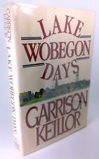 """Lake Wobegon Days"" by Garrison Keillor, 1st Edition 1st Printing"