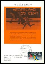 NL Mk 1976 Sport condición física-Unión knau maximum tarjeta Carte maximum card mc cm bb98