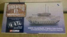 Corgi CC60101 Churchill Mk3 Canadian Army 1942 Diecast Model Military Tank