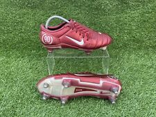 Nike Zoom Air Total 90 iii Red Football Boots [2005 Extremely Rare] UK Size 8