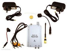 New Security Colour Mini Spy Wireless Video Camera & Receiver