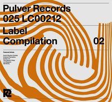Pulver Records Label Compilation 02 Dutch Rhythm Combo Inverse Cinematics Dublex