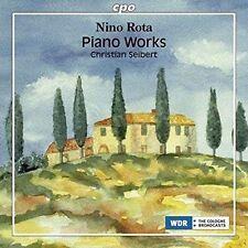 NINO ROTA: PIANO WORKS NEW CD