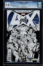 AVENGERS VS X-MEN #1 CGC 9.8 DIAMOND SELECT TOY VARIANT EDITION CGC #1132901006