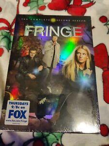 Fringe: The Complete Second Season (DVD, 2010, 6-Disc Set)