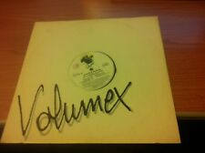 """12"""" MIX INDIANA ALL I NEED IS LOVE VOLUMEX 009-94 EX/EX+ ITALY PS 1994"""