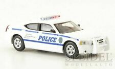 HO 1:87 Ricko # 38868 - Dodge Charger Police, White/Blue