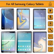 Samsung Galaxy Tab A e S2 S4 Gorilla Tech Estuche Protector de Pantalla de Vidrio Templado