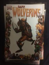 Dark Wolverine #77 FRAME Segovia Variant NM DAKEN COVER